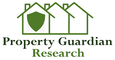 Property Guardian Research Retina Logo